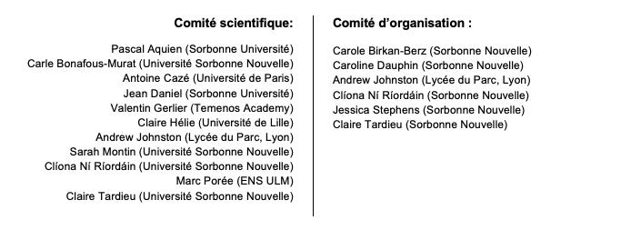 Comités